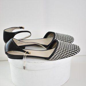 NEW Giorgio Armani Ankle Strap  Flats